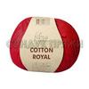Пряжа Fibranatura Cotton Royal 18-726 (Красный)