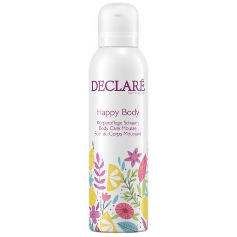 DECLARE | Мусс-уход «Счастье для тела» / Happy Body Body Care Mousse, (200 мл)