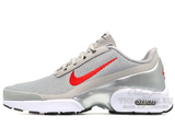 Кроссовки Женские Nike Air Max Jewell Premium Grey Silver Red