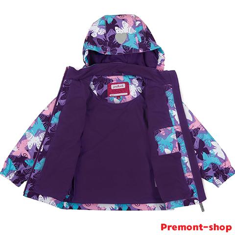 Весенняя ветровка Premont Нежный Оксалис для девочек