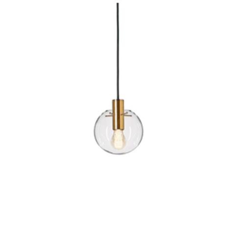 Подвесной светильник копия SELENE by ClassiCon D20 (золотой)