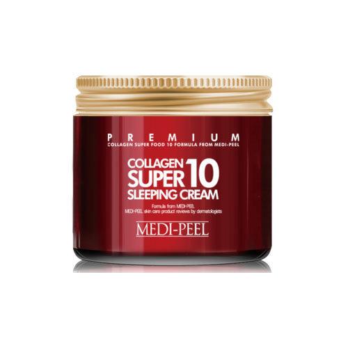 Ночная крем-маска с коллагеном MEDI-PEEL Collagen Super10 Sleeping Cream 70 ml