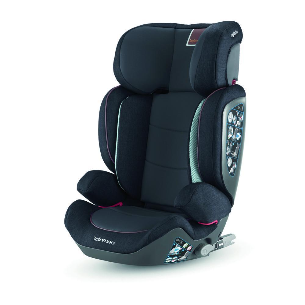 Автокресло TOLOMEO 2 3 IFIX, цвет Black