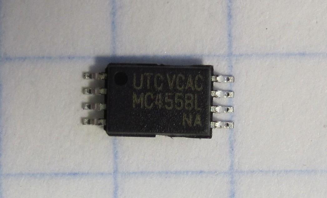 MC4558L smd