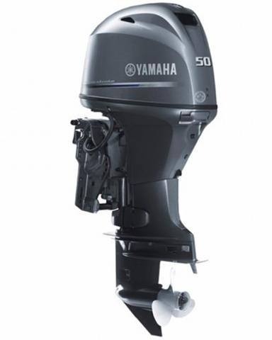 Лодочный мотор Yamaha F50 HETL