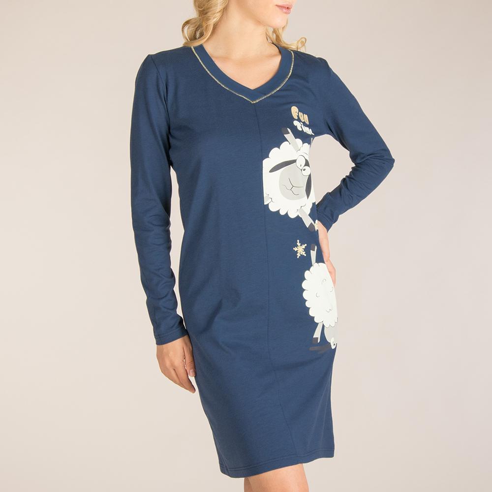 Женская ночная сорочка E20K-112X101