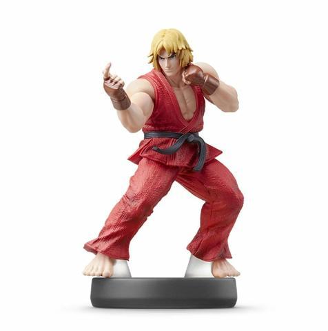 Фигурка Amiibo: Super Smash Bros. Ken || Кен