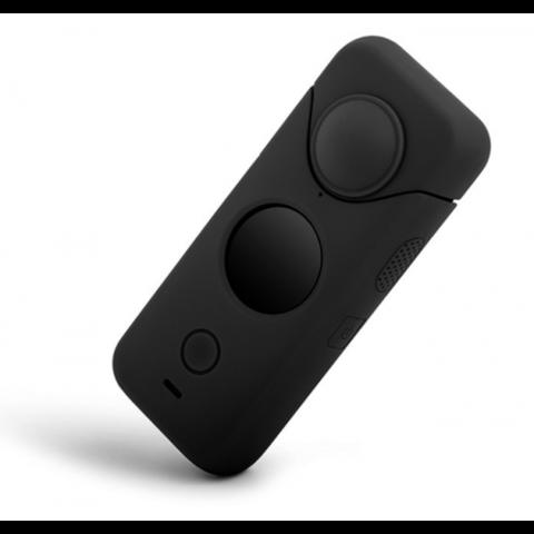 Чехол силиконовый для Insta360 ONE X2 черный STARTRC