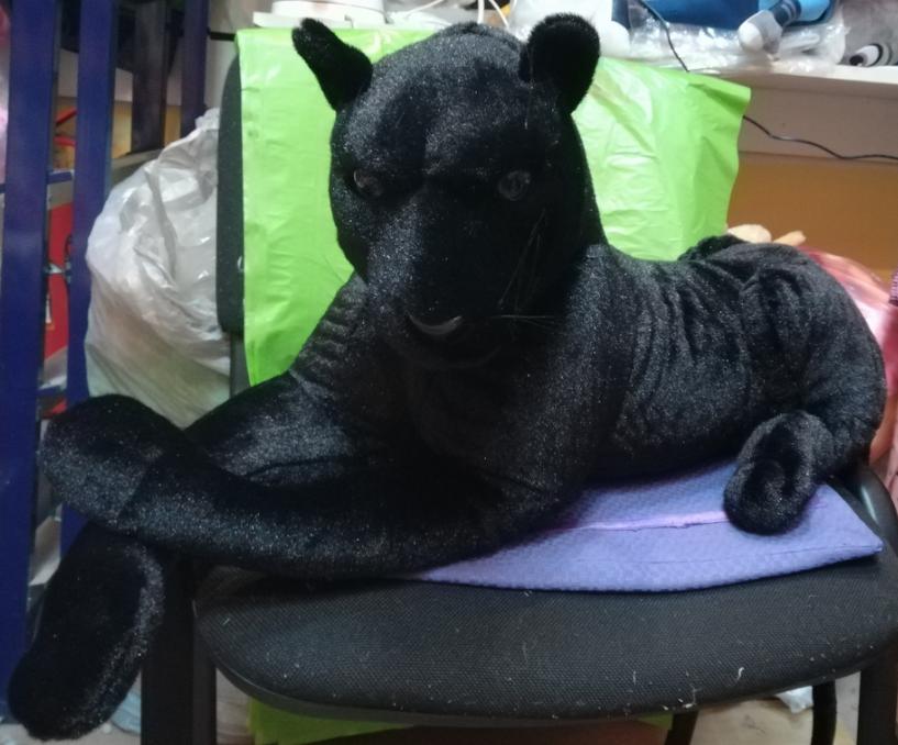 Чёрная пантера 80 СМ