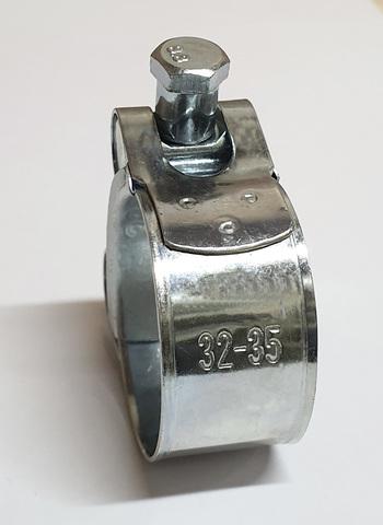 Хомут РОБУСТ 32-35 мм силовой