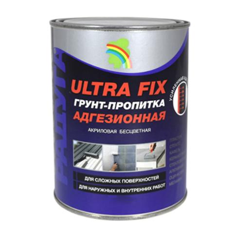Ultra Fix грунт-пропитка адгезионная 0.9л