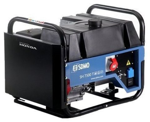 Кожух для бензиновой электростанции SDMO SH7500TE Auto