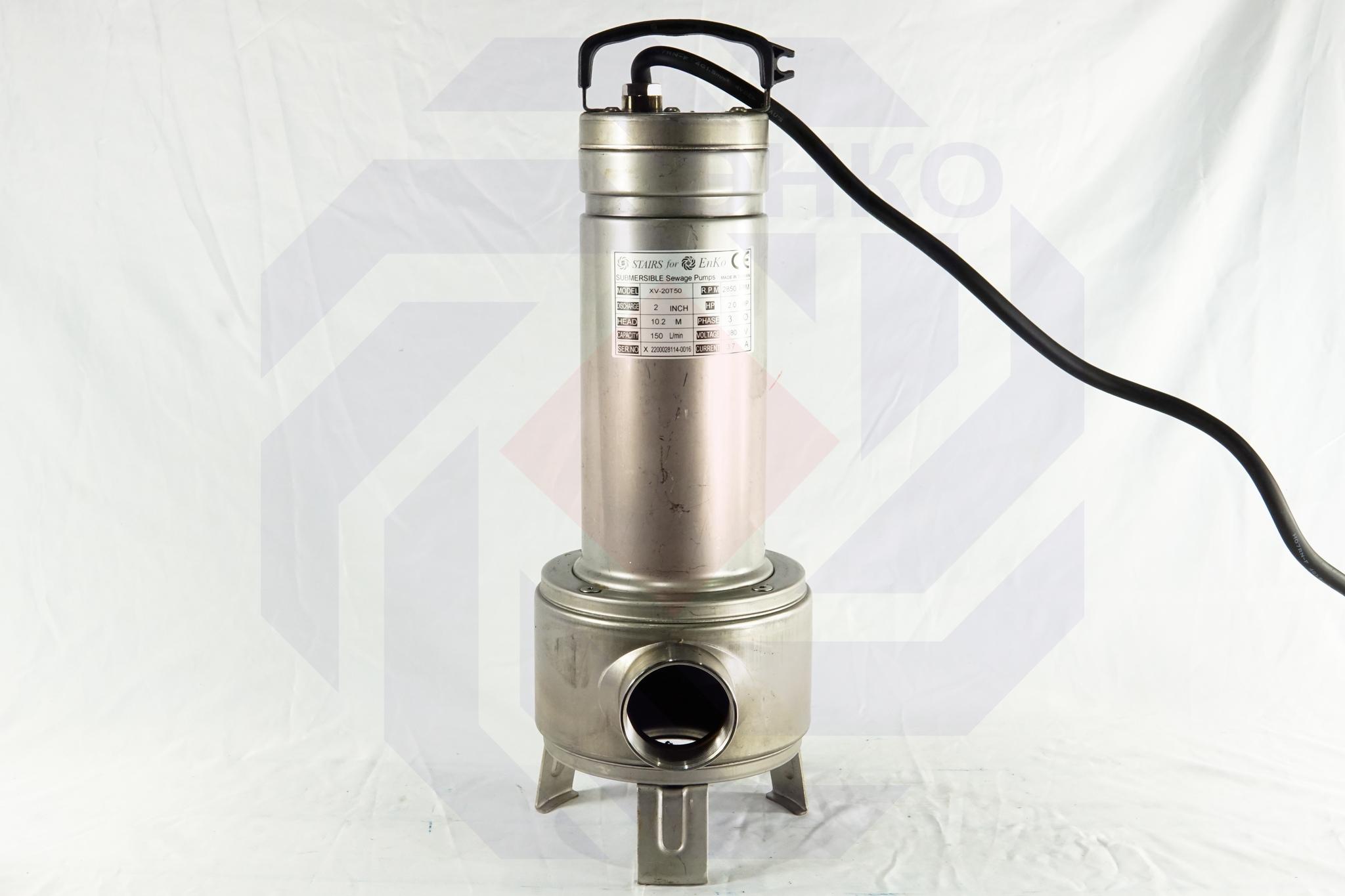 Насос канализационный STAIRS XV-20