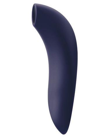 Синий вакуум-волновой стимулятор клитора We-Vibe Melt