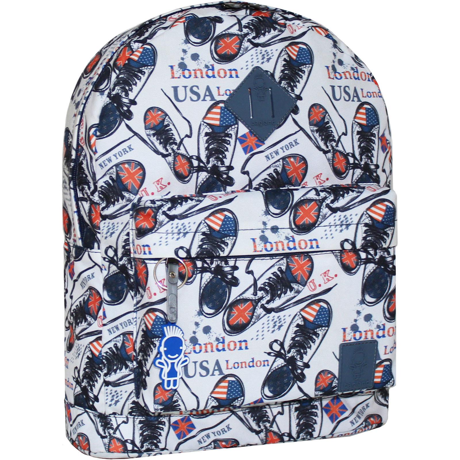 Городские рюкзаки Рюкзак Bagland Молодежный (дизайн) 17 л. сублимация (кеды) (00533664) IMG_3820.JPG