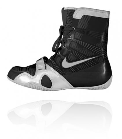 Боксерки Nike HyperKO  Black/silver