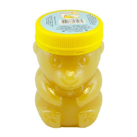 Мёд натуральный «Разнотравье светлое» ПЭТ медведь, 450 гр