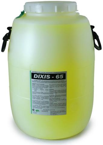 DIXIS-65 50 л этиленгликоль теплоноситель антифриз