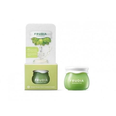 FRUDIA Миниатюра Green Grape Pore Control  Cream/Фрудиа Себорегулирующий крем с виноградом, 10 гр