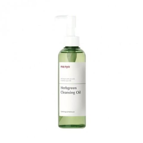 Manyo Herb Clean Oil гидрофильное масло на основе комплекса трав