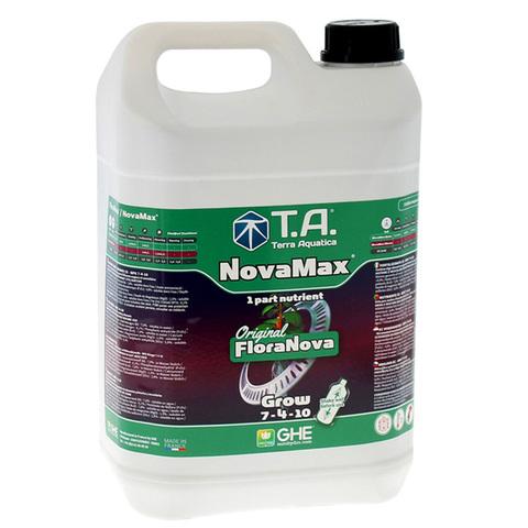 Удобрение GHE Flora Nova Max Grow 5л