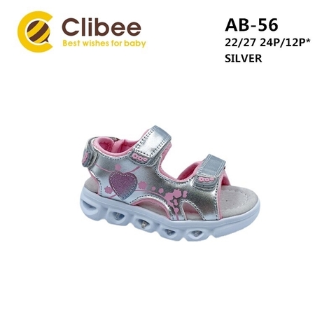 Clibee AB-56 Silver 22-27