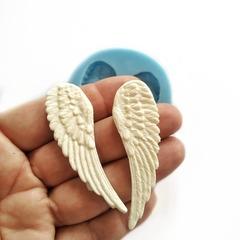 1064 Молд силиконовый Крылья ангела