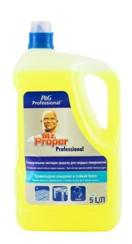 Средство для мытья пола Mr. Proper 5 л