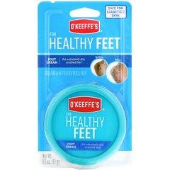 Daban üçün krem \ Крем для ног \ For Healthy Feet, Foot Cream, 3.2 oz (91 g)
