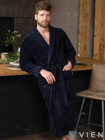 Махровый халат из бамбука Frank (EFW)