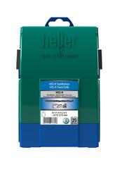Набор свёрл по металлу Heller HSS-R 1 — 13 мм