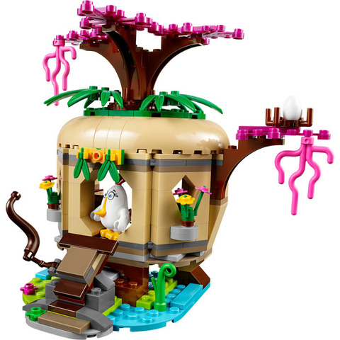 LEGO Angry Birds: Кража яиц с Птичьего острова 75823 — Bird Island Egg Heist — Лего Энгри Бердз Злые птицы