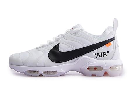 Off-White x Nike Air Max Plus