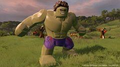 LEGO Marvel Мстители (Xbox One/Series X, русские субтитры)