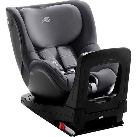 Автокресло Britax Roemer Dualfix i-Size Storm Grey
