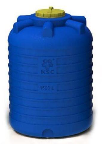 Емкость цилиндрическая 1500л 40-203/KSC-C-1500