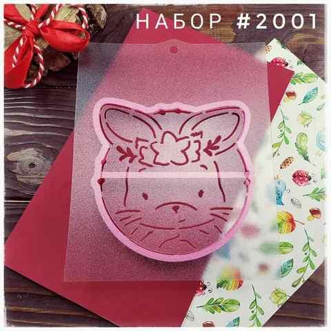 Набор №2001 - Зайка