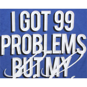 99 проблем синяя фото 2