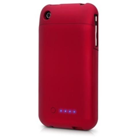 Mophie Juice Pack Air дополнительный аккумулятор для iPhone 3G(S) (Red)