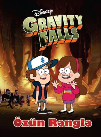 Boyama Gravity Falls