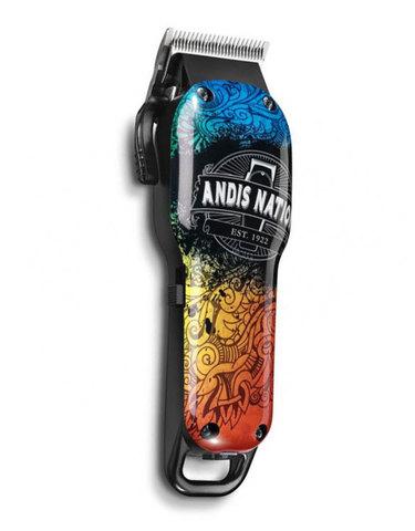 Аккумуляторно-сетевая машинка для стрижки волос Andis US Pro Li LCL