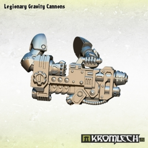 Legionary Gravity Cannons (3)