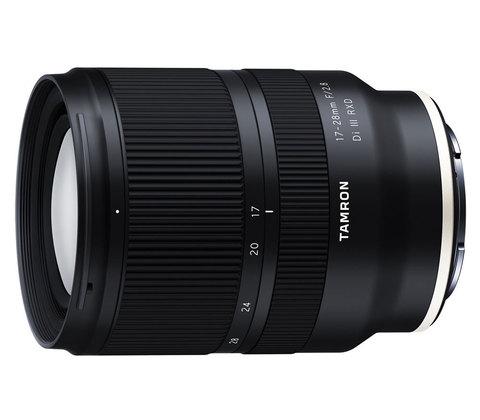 Tamron 17-28mm f/2.8 Di III RXD (A046) Sony E