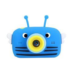 Фотоаппарат детский SmileZoom Пчёлка Синяя 20Мп