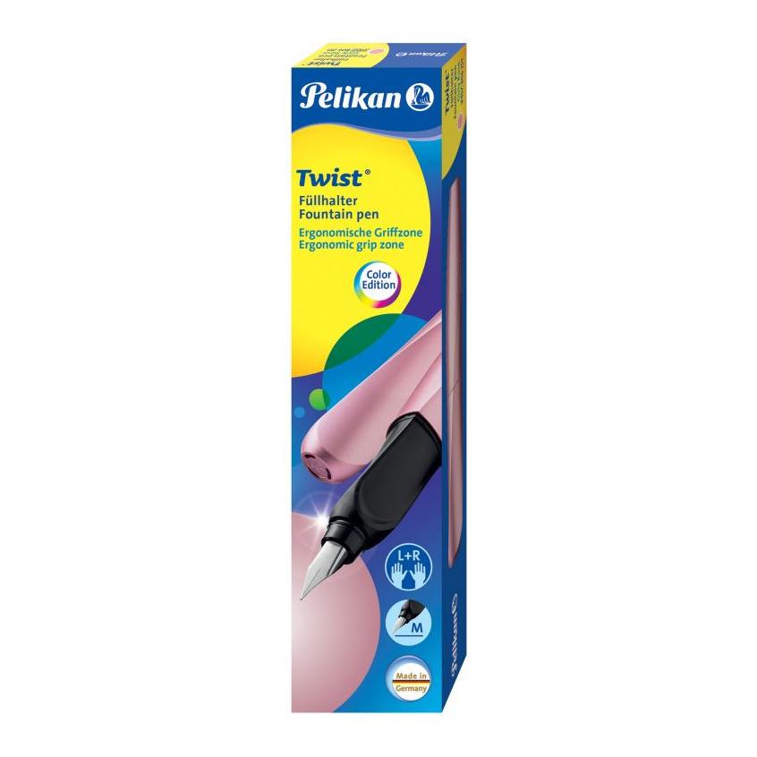Ручка перьевая Pelikan Office Twist M