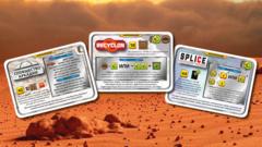 Покорение Марса. Промо-карты BGG