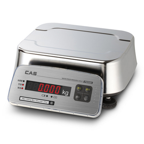 Весы фасовочные CAS FW500-30E