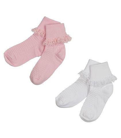 Носки с рюшей Bross