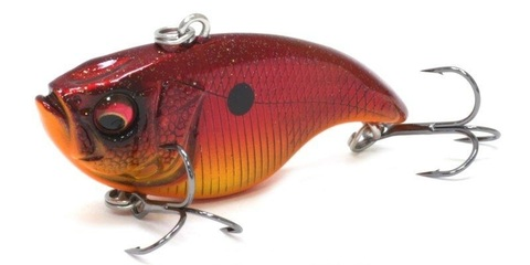 Воблер Megabass Vibration-X Dyna (Rattle In) / GG Red Shiner