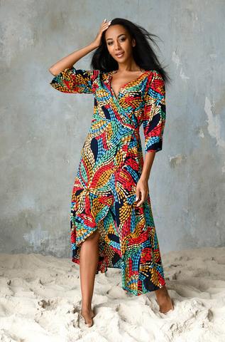 Платье домашнее женское mia-mia